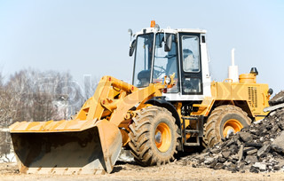 One Loader excavator construction machinery equipment