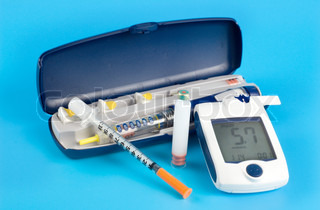 Glucose meter, Insulin pen injection