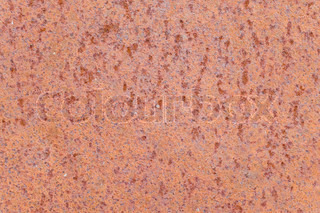 rusty surface as textured background