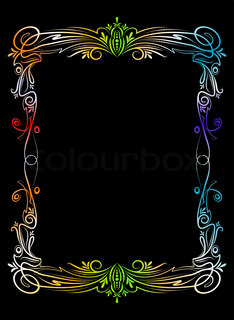 Vector of 'stencil, flower, floral'