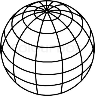Vektor af 'globus, glober, verden'