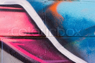 Graffiti texture - works great as a background or backdrop in any design