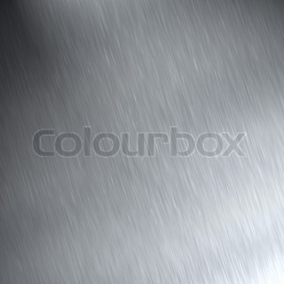 A stainless steel texture with lighting highlights