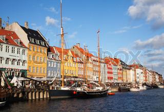 Billede af 'bygninger, gamle, danske'
