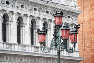 Italy architecture details
