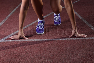 Billede af 'start, atletik, kvinder'