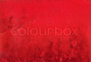 Velvet texture in red color