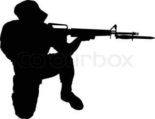 Vector of 'army, fighting, national'