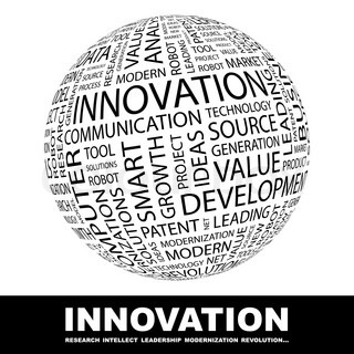 Grafiken von 'innovation, marketing, Innovation'