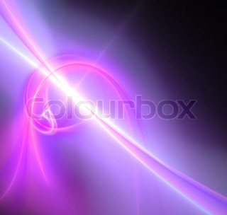 Fancy abstract design - a powerful background with a lot of movement