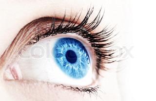 Billede af 'øjne, kvinde, makeup'