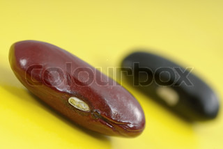 Seed red beans- healthy food