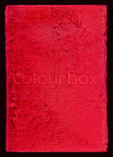 Red velvet texture with black frame