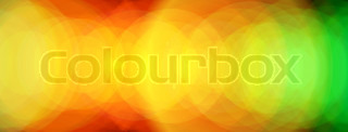 Abstract multicolored background or banner