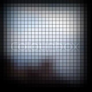 abstract vector dotted background