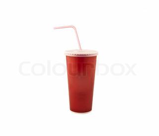 Billede af 'cola, genbruge, rødt'