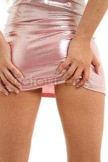classical up-skirt image