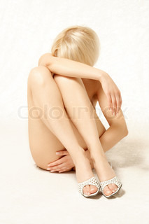 classical female nudity picture