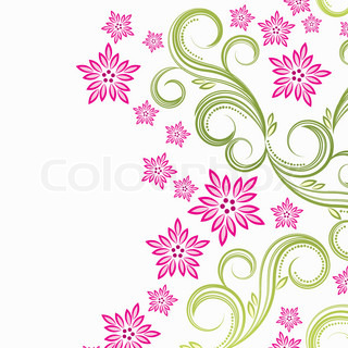 Spring Egg Composition Illustration On Stock Vector Colourbox