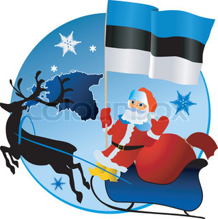 Merry Christmas, Estonia!