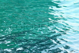 turquoise sea water background