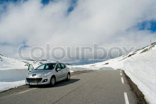 Image of 'car, norway, drive'