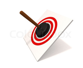 a toilet plunger in red target stock photo colourbox. Black Bedroom Furniture Sets. Home Design Ideas