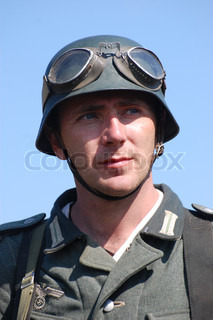 German soldier of WWII