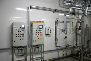 Automated systems for water filtration in pharmaceutical plant