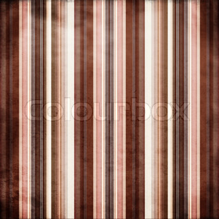 Background with colorful brown and white stripes