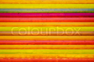 Creative Multicolored Wood Background