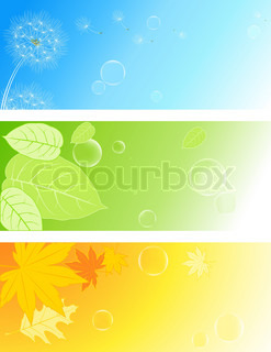 nature backgrounds with soap bubbles