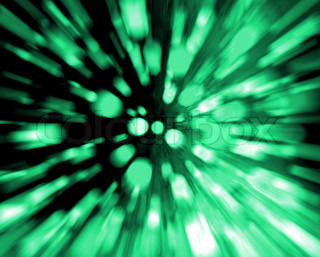 abstract matrix background generated by the computer