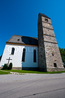 Christian Church in Southern Bavaria, Germany