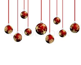 Smukke vektor Jul nytår baggrund for design brug