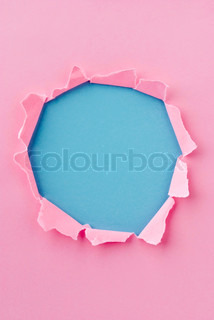 background paper in red and blue