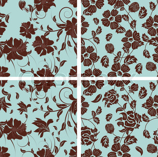 For easy making seamless pattern just drag all group into swatches bar, and use it for filling any contours