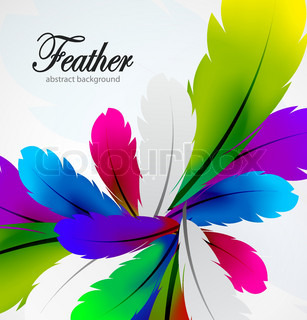 Vector abstract background for your design