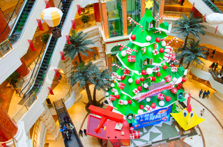 christmas shoping