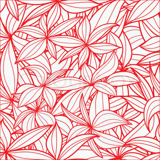 Vector of 'design, foliage, line'