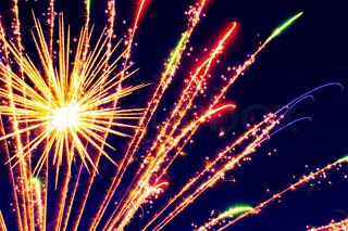 Billede af 'blå, nat, fejring'