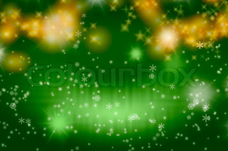 Beautiful and colorful magical Christmas background