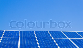 renewable, alternative solar energy solar energy power plant