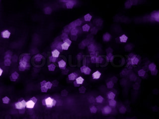 abstract blurry background optical star filter with sparkling light