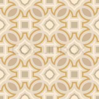 Abstract Geometric Background Modern Seamless Pattern Wrapping Paper 50s 60s