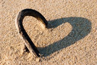Billede af 'strand, strandbred, ensom'