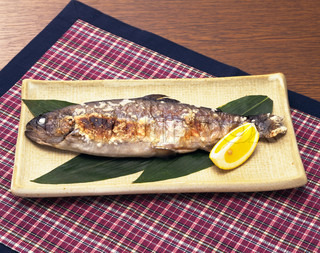 Grilled Foods - Grilled Fish with Lemon