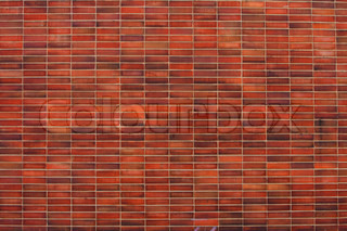 nice wall texture from the red bricks