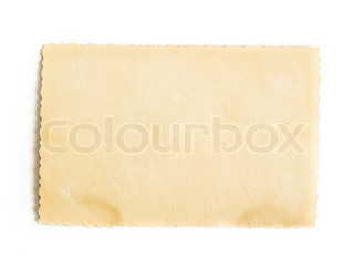 background texture of old faded yellow paper