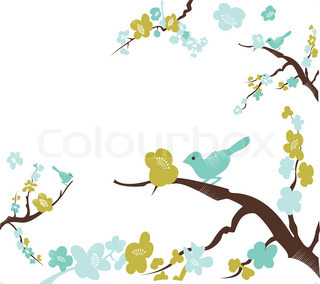 nature theme background with place for your text